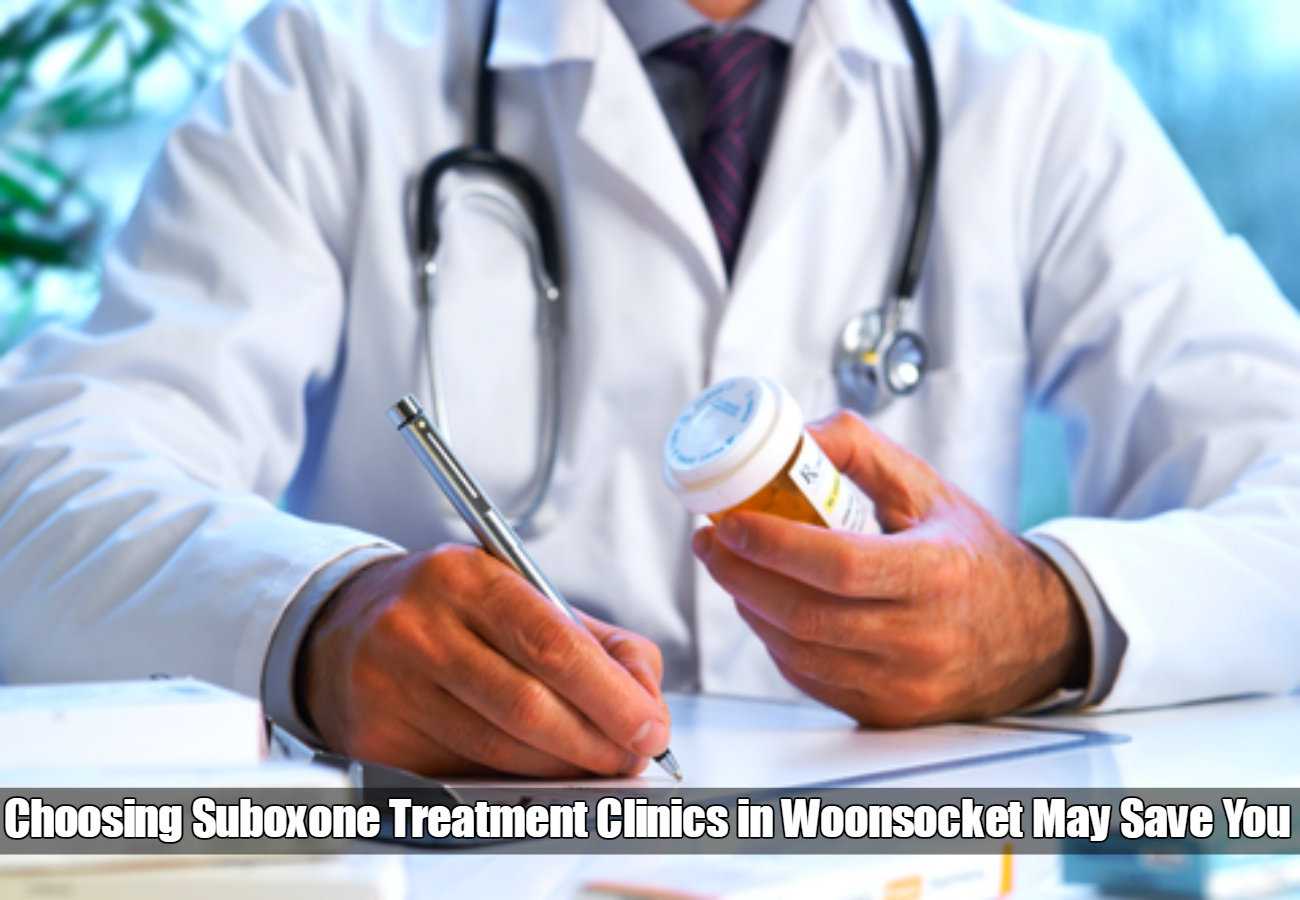 Suboxone treatment clinics Woonsocket